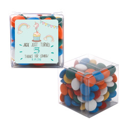 Unicorn Party Birthday Sweet Cubes
