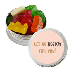 Let Us Design Your Twist Tins