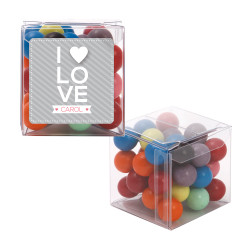 I ♥ Love Valentine Sweet Cubes