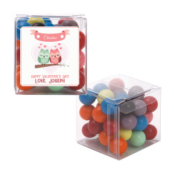 Lovely Owls Valentine Sweet Cubes