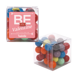 Be My Valentine Sweet Cubes