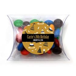 Birthday Hat Birthday Pillow Box