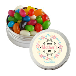 Pastel Floral Mother's Day Twist Tins