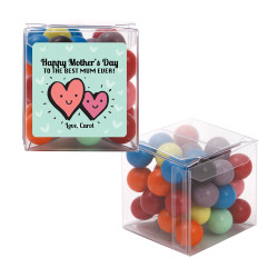 Smiling Heart Mother's Day Sweet Cubes
