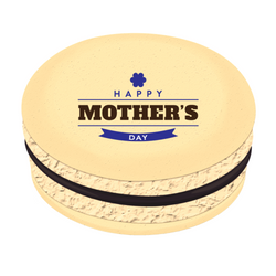 Happy Mother's Day-6 Printed Macarons