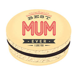 Best Mum Ever Printed Macarons