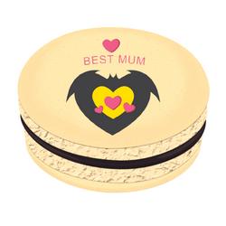 Best Mum Printed Macarons