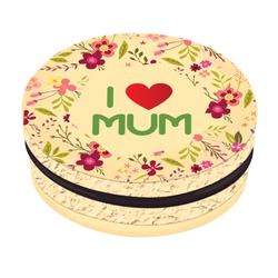 I ❤ Mum Printed Macarons