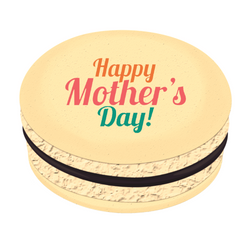Happy Mother's Day-10 Printed Macarons
