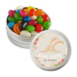 Easter Bunny Twist Tins