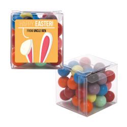 Orange Easter Bunny Ear Sweet Cubes