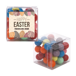 Happy Easter Eggs Sweet Cubes