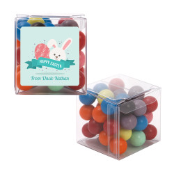Baby Bunny and Egg Sweet Cubes