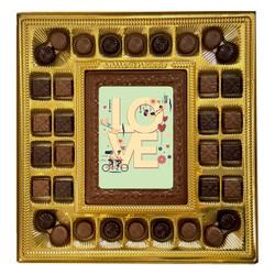 Biking Love Deluxe Chocolate Box