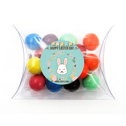 Happy Bunny Pillow Box