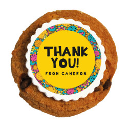 1_Thank You Printed Cookies