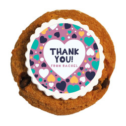7_Thank You Printed Cookies