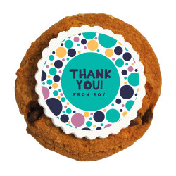 9_Thank You Printed Cookies