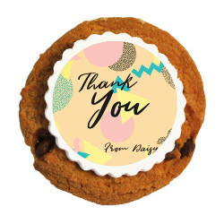 10_Thank You Printed Cookies