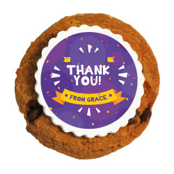 13_Thank You Printed Cookies