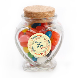 4_Thank You  Glass Jar