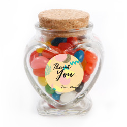10_Thank You Glass Jar