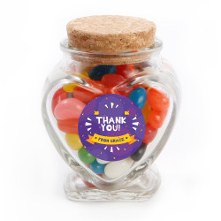 13_Thank You Glass Jar