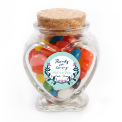 10_ Bridal Shower Glass Jar