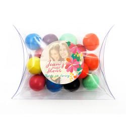 3_ Custom Photo Bridal Shower Pillow Box