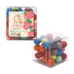 6_ Custom Photo Bridal Shower Sweet Cubes