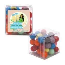 7_ Custom Photo Bridal Shower Sweet Cubes