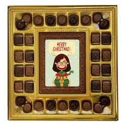 Merry Christmas Deluxe  Chocolate Box
