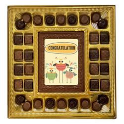 Congratulation Deluxe  Chocolate Box