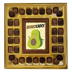 Bravocado! Deluxe  Chocolate Box