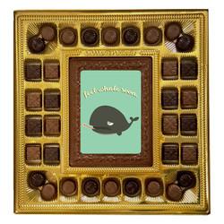Feel Whale Soon Deluxe  Chocolate Box