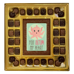 You Octopi My Heart Deluxe  Chocolate Box