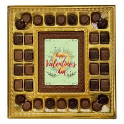 Happy Valentine's Day Deluxe  Chocolate Box