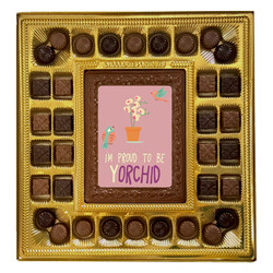 I'm Proud to Be Yorchid Deluxe  Chocolate Box