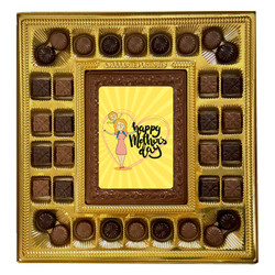 Happy Mother's Day Deluxe  Chocolate Box