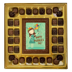 Happy Mother's Day! Deluxe  Chocolate Box