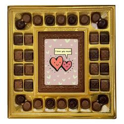I Love You Mum! Deluxe  Chocolate Box