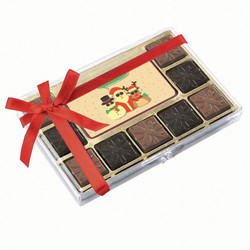 Ho Ho Ho! Merry Christmas Chocolate Indulgence Box