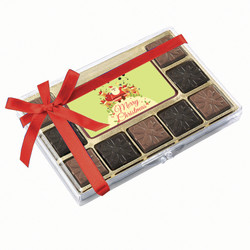 Merry Christmas Santa Chocolate Indulgence Box