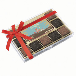 Happy Holidays Chocolate Indulgence Box