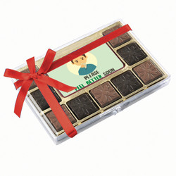 Please Feel Better Soon Chocolate Indulgence Box