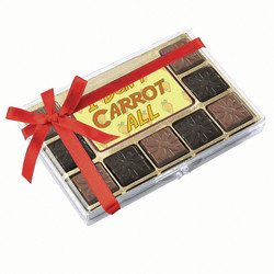 I Don't Carrot All Chocolate Indulgence Box