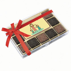 Kids with Mom - Happy Mother's Day Chocolate Indulgence Box