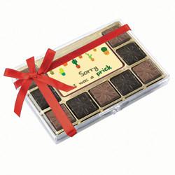 Sorry I Was a Prick Chocolate Indulgence Box