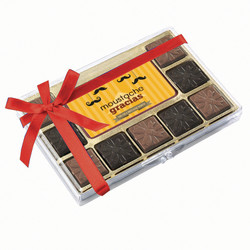 Moustache Gracias Chocolate Indulgence Box