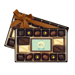 Sleeping It's a Boy Signature Chocolate Box